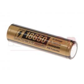 18650 Battery 3.7V 2600mAh
