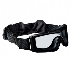 Bollé X810 Tactical Goggle Clear Platinum