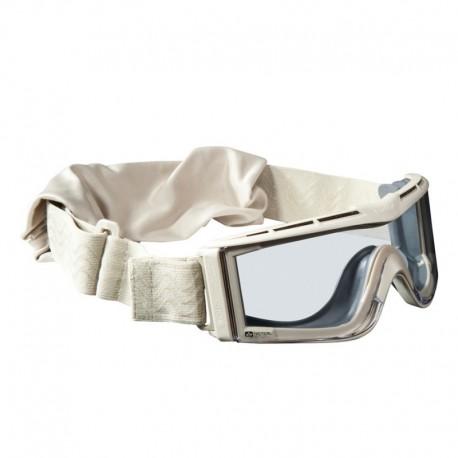 Bollé X810 Tactical Goggle Clear Platinum