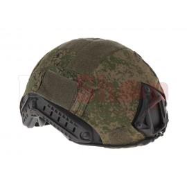 FAST Helmet Cover Digital Flora