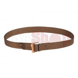 Traverse Double Buckle Belt Battle Brown