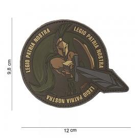 Legio Patria Nostra OD 3D PVC Patch