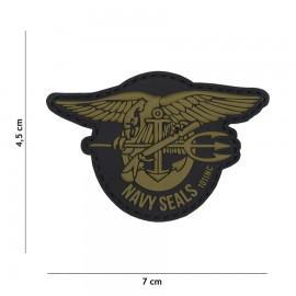 Navy Seals OD 3D PVC Patch
