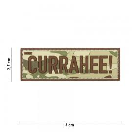Currahee! Multi 3D PVC Patch