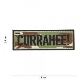 Currahee! Woodland 3D PVC Patch