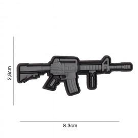 AR-15 3D PVC Patch