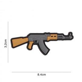 AK47 3D PVC Patch