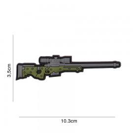 AW-50 3D PVC Patch