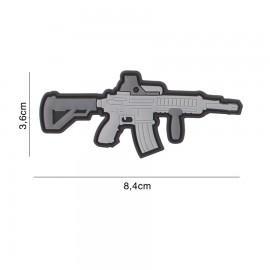 HK416 3D PVC Patch