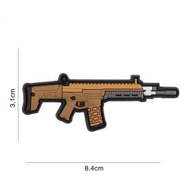 SCAR-l 3D PVC Patch