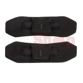 TPC Shoulder Comfort Pads Gen II Black