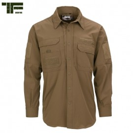 TF-2215 Bravo One Shirt Coyote