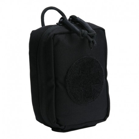 TF-2215 Medic Pouch Small Hook and Loop Black