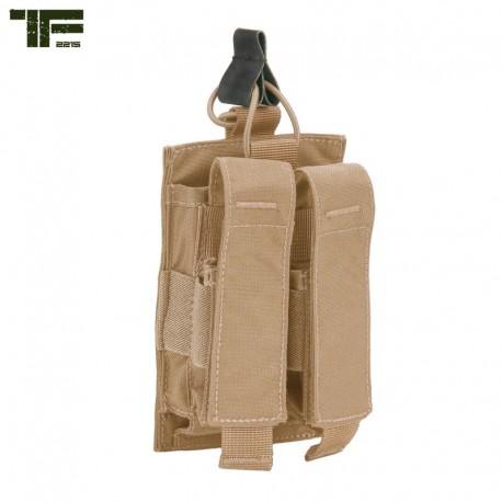 TF-2215 M4/AK Pistol Pouch Coyote