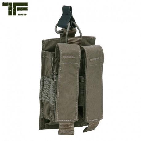 TF-2215 M4/AK Pistol Pouch Ranger Green