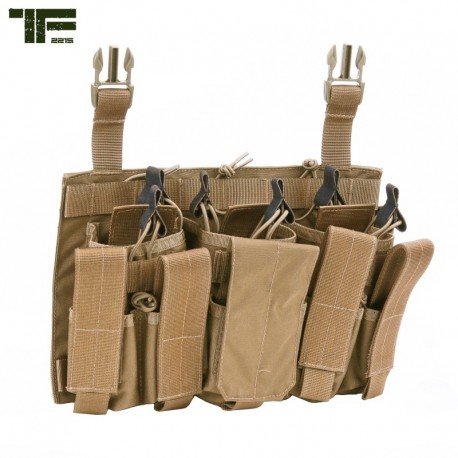 TF-2215 Fast Attach Pouch Coyote