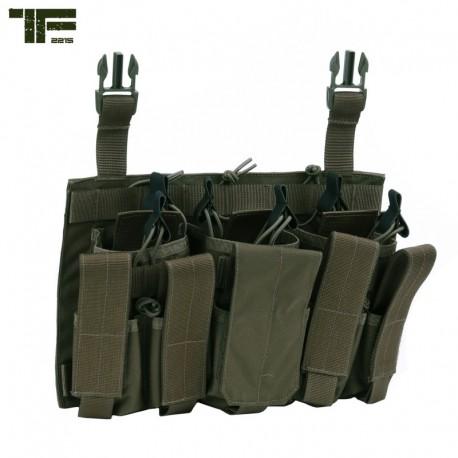 TF-2215 Fast Attach Pouch Ranger Green
