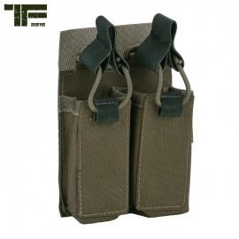 TF-2215 Double Pistol Pouch Ranger Green