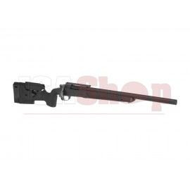 MLC-338 Bolt Action Sniper Rifle Deluxe Edition 130m/s Black