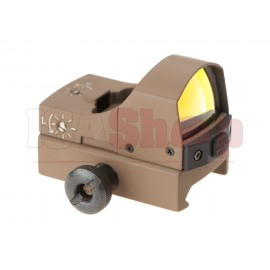 SSR1602 Red Dot Sight Desert