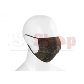Reusable Face Mask non-medical Flecktarn