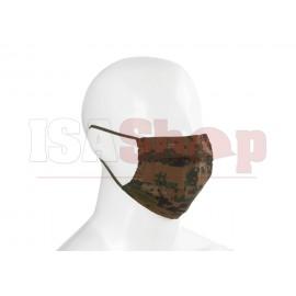 Reusable Face Mask non-medical MARPAT Woodland