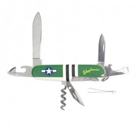 Pocket Knife P-51 Mustang