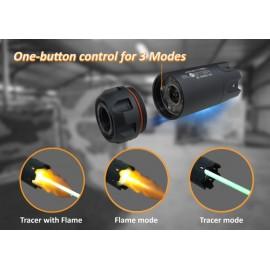 Lighter S Tracer Unit 11mm CW Black