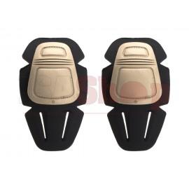 Airflex Combat Knee Pads Khaki