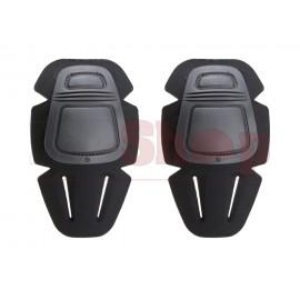Airflex Combat Knee Pads Black