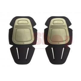 Airflex Combat Knee Pads Ranger Green