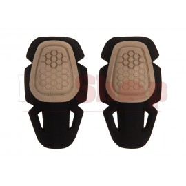 Airflex Impact Combat Knee Pads Khaki