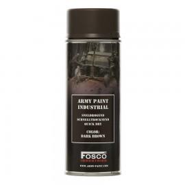 Military Paint 400ml Dark Brown