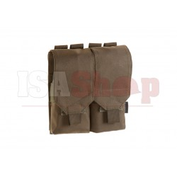 5.56 2x Double Mag Pouch Ranger Green