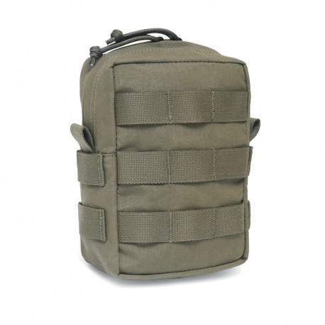Small MOLLE Utility Pouch Zipped Ranger Green