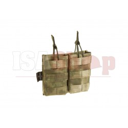 5.56 Double Direct Action Mag Pouch A-TACS FG