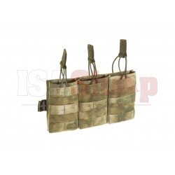 5.56 Triple Direct Action Mag Pouch A-TACS FG