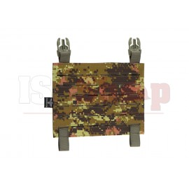 Molle Panel for Reaper QRB Plate Carrier CADPAT