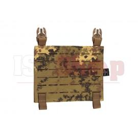 Molle Panel for Reaper QRB Plate Carrier Vegetato