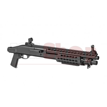 CM367 3-Shot Shotgun Black