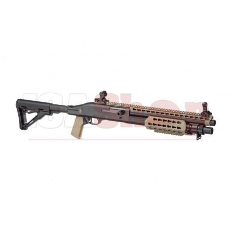 CM366 3-Shot Shotgun Tan