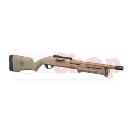 CM356 3-Shot Shotgun Metal Version Tan