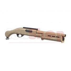 CM357 3-Shot Shotgun Tan