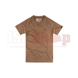 T.O.R.D. Athletic Fit Performance Tee Coyote
