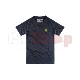 T.O.R.D. Athletic Fit Performance Tee Navy