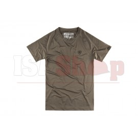 T.O.R.D. Athletic Fit Performance Tee Ranger Green