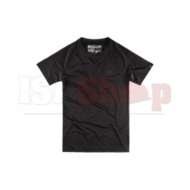 T.O.R.D. Covert Athletic Fit Performance Tee Black