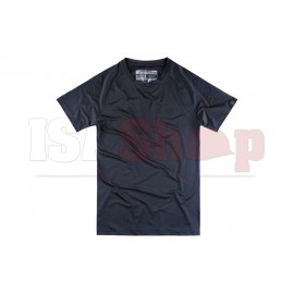 T.O.R.D. Covert Athletic Fit Performance Tee Navy