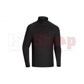 T.O.R.D. Long Sleeve Zip Shirt Black