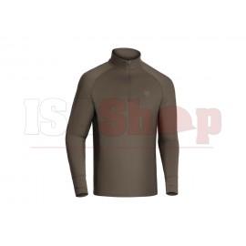 T.O.R.D. Long Sleeve Zip Shirt Ranger Green